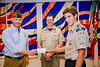 VFW Check to Troop-2