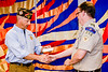 VFW Check to Troop-1