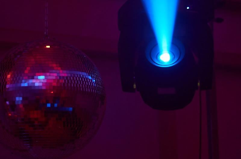 La discothèque silencieuse