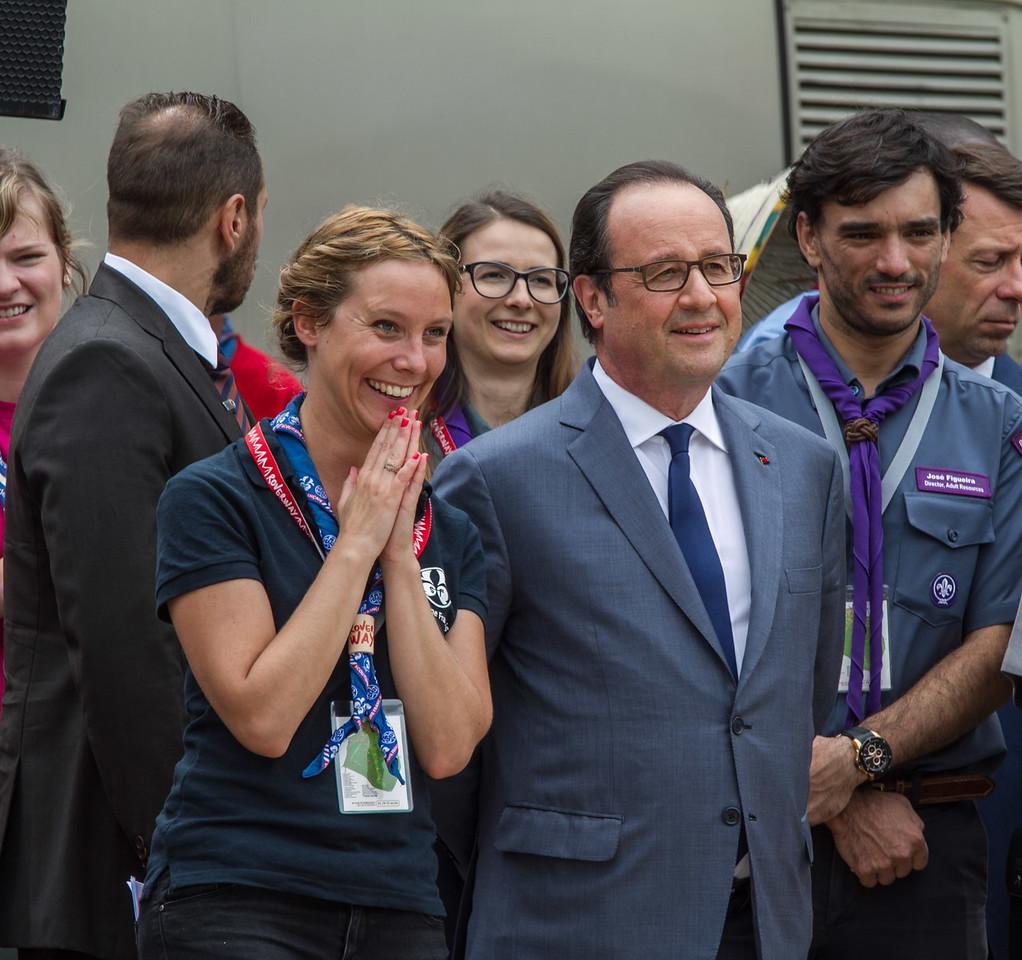Journée d'ouverture #Rw2016 #FrançoisHollande