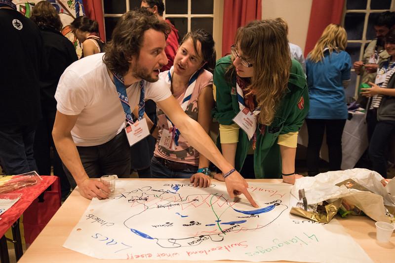 Discussions suisses
