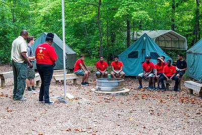Troop 25 @ Camp Grimes 6-2021 by Jon Strayhorn