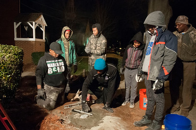 Elijah Woods Pack 25 Eagle Scout Project 2-9-16 by Jon Strayhorn