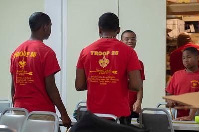 Troop 25 - Rope @ St paul Baptist Church 5-13-19 by Jon Strayhorn