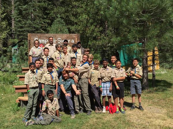 Scouts Corner