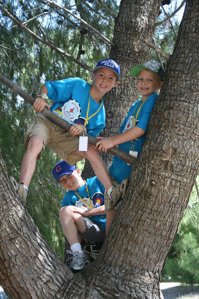 Scout Camp 2010 014