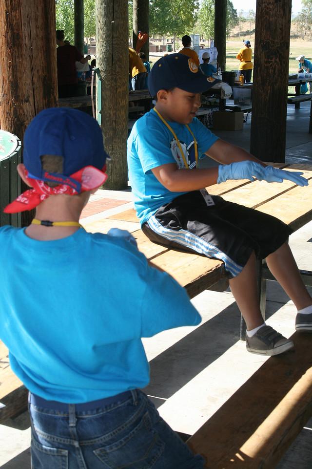 Scout Camp 2010 045