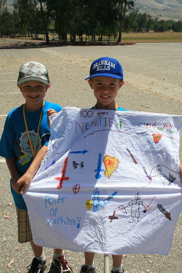 Scout Camp 2010 034