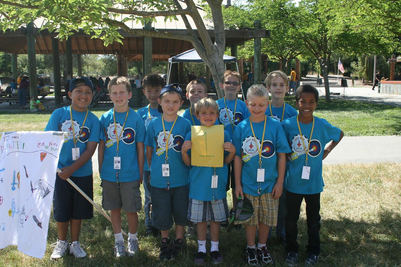 Scout Camp 2010 039