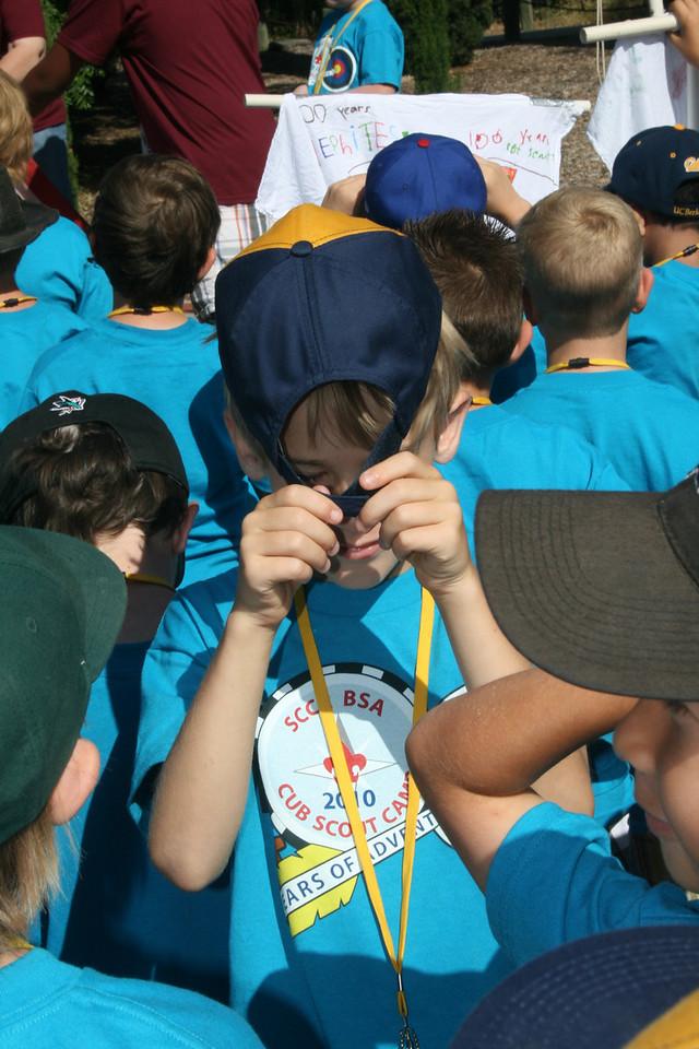 Scout Camp 2010 043