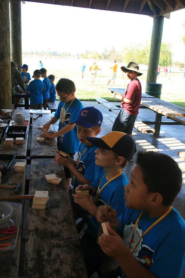 Scout Camp 2010 001
