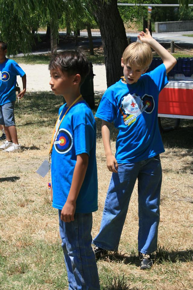 Scout Camp 2010 038