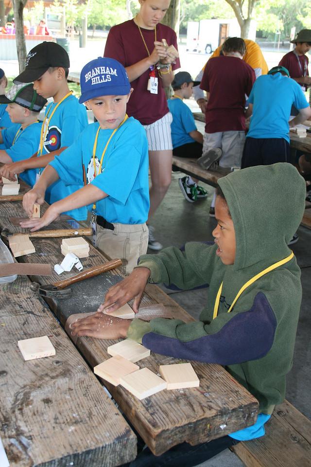 Scout Camp 2010 003