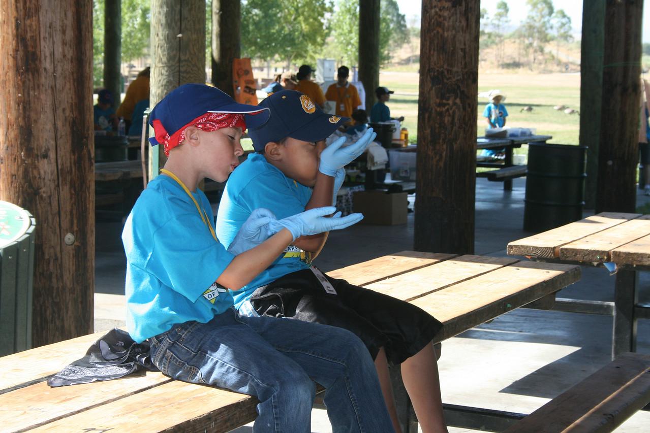 Scout Camp 2010 046