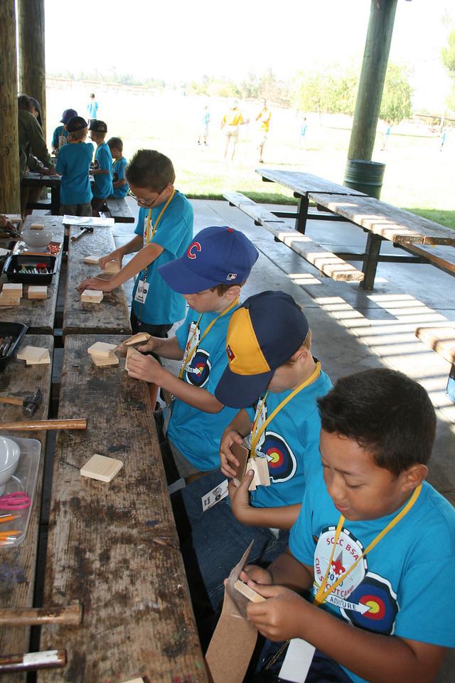 Scout Camp 2010 002