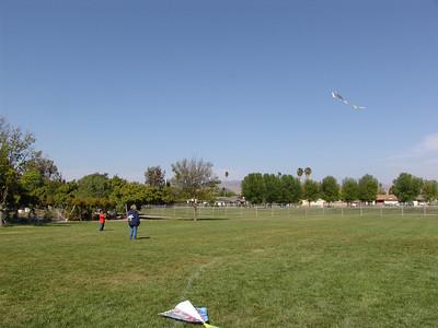 Kite Flying 4-29-09