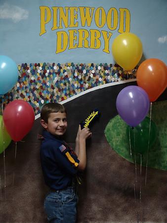Pinewood Derby 1-28-11