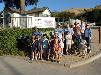 Santa Teresa Park Hike 7-9-09