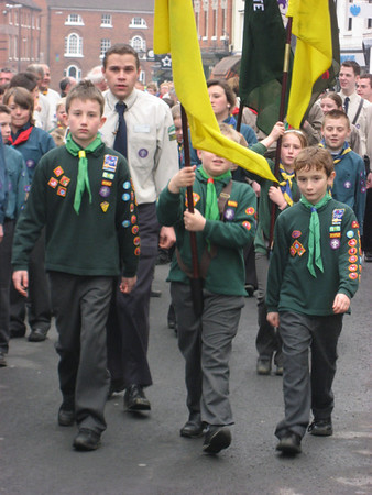 04/08 - Cubs St Goarges Day March