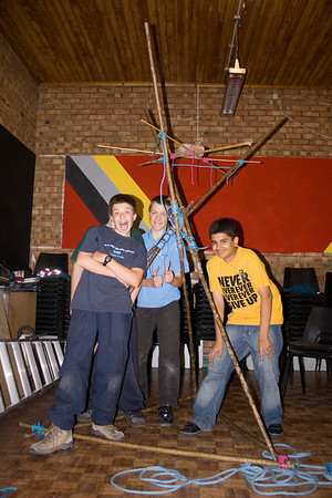 Indoor Pioneering