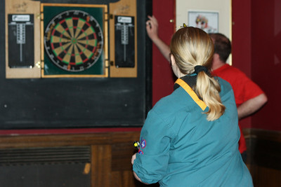 District Darts Competition