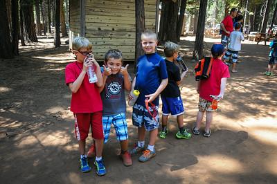 Camp Lassen 2014