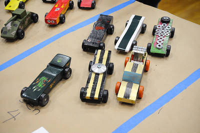 Pinewood Derby 2014