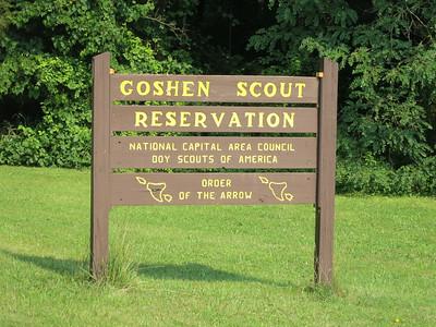Goshen Scout Reservation. Goshen, VA.