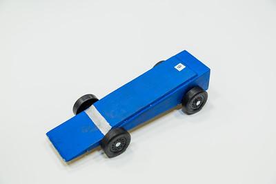 #9 Blue Bullet