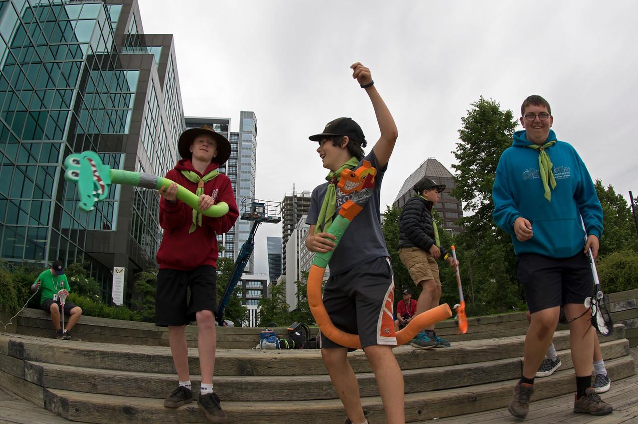 Canadian Jamboree 2017