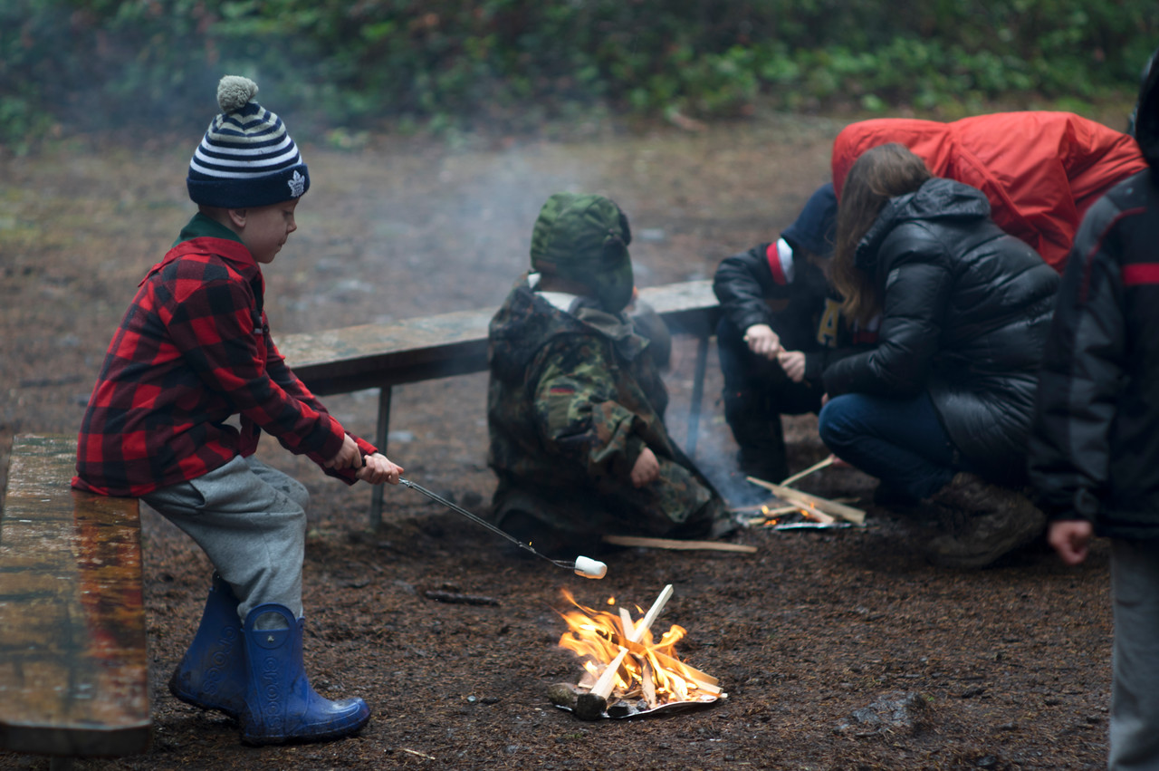 Fall Cub Camp!