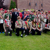 Chief Scouts Awards Ceremony 2012
