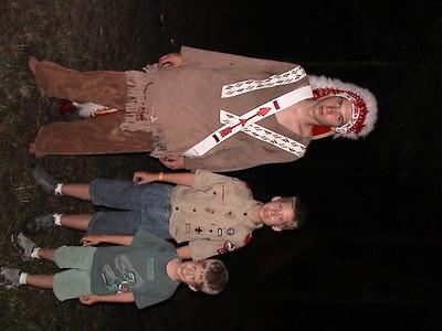 Chris Cub Scouts & Boy Scouts