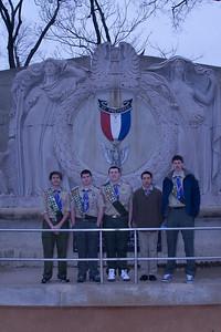 Eagle Scouts Feb 2013
