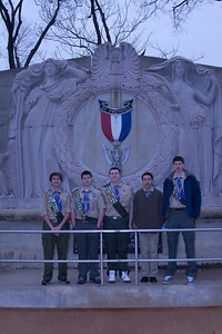 Eagle Scouts Feb 2013