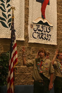 Fall 2010 Troop 201 Court of Honor