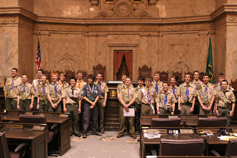 Senate Chamber Eagle Scouts (8204)