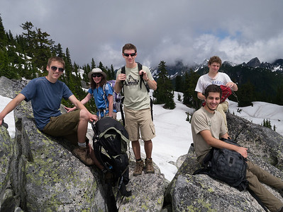 Granite Mountain July 15 2012