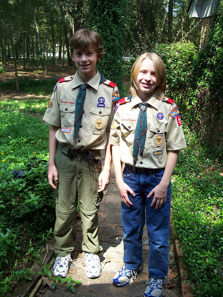 Keith Cub Scouts & Boy Scouts