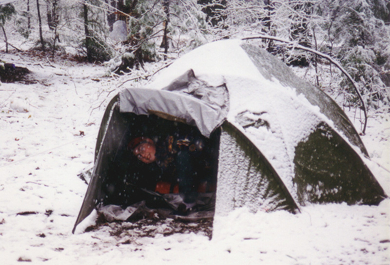 1996 - Tri-District Camporee, Powerscours QC