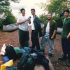 Weekend canoe camp, Saranac lakes area (year unsure)