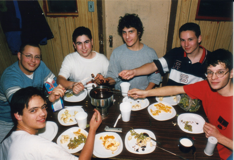 Pig out camp (year unsure?)