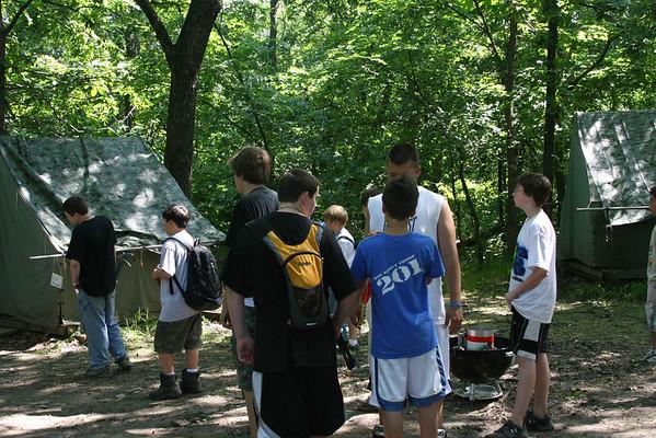 Around Camp