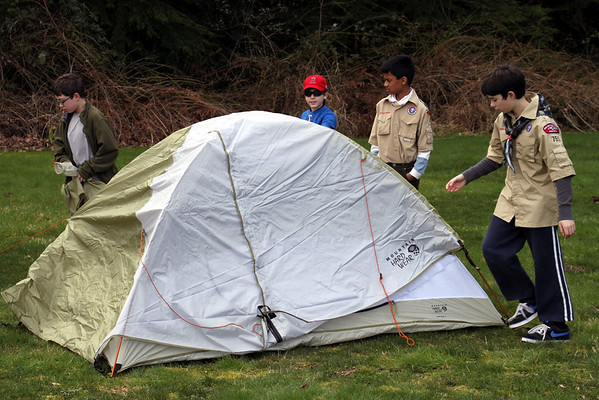 New Scout Outdoor Skills March 24 2012