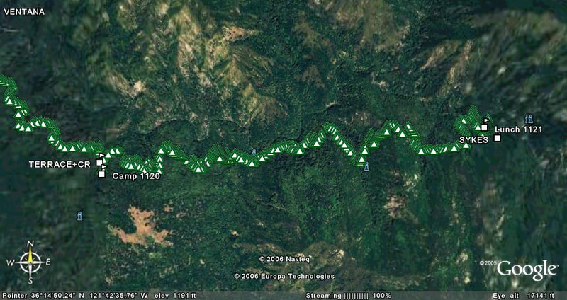 GPS Track Hike - Photo 2