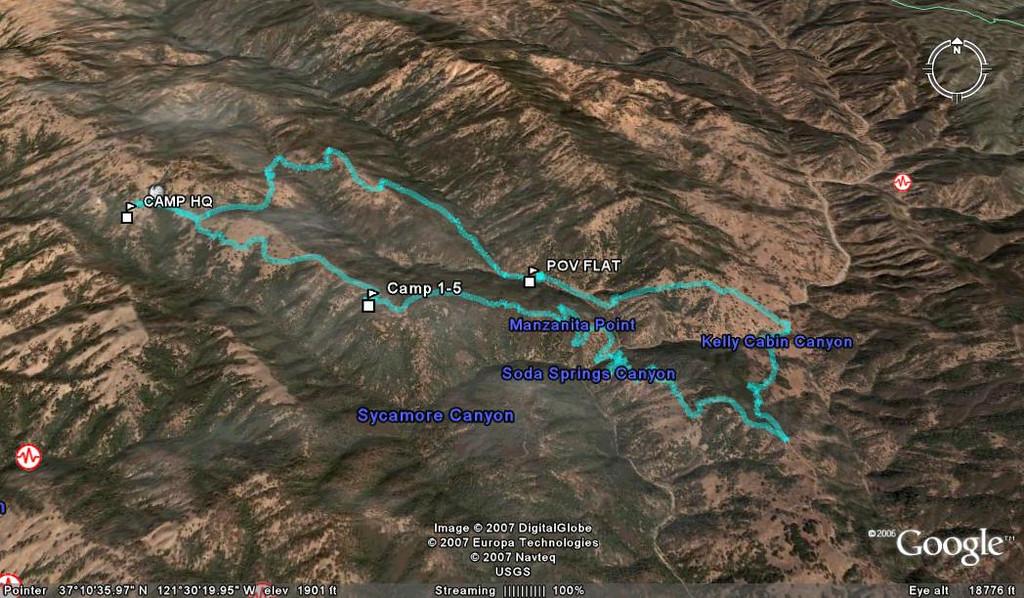 Overall Hike