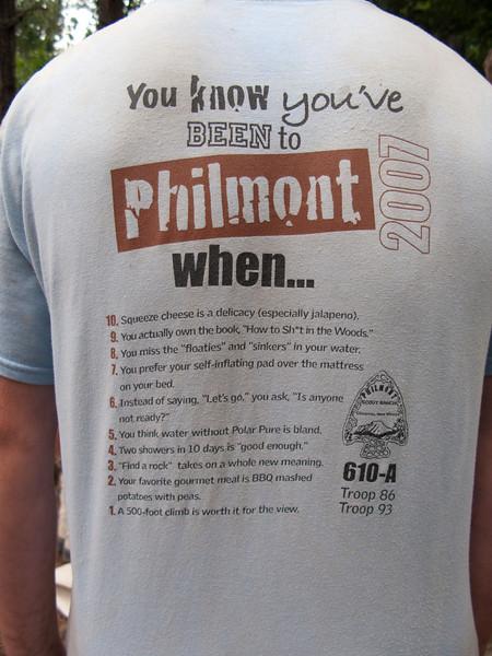 Philmont 625P-510