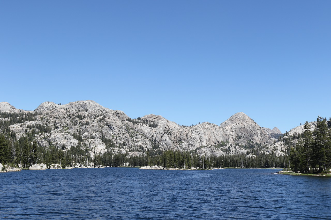 Huckleberry Lake
