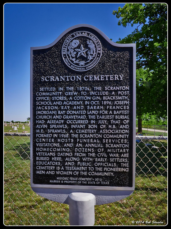 Historic Texas Cemetery