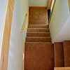 Carpeted stairs B